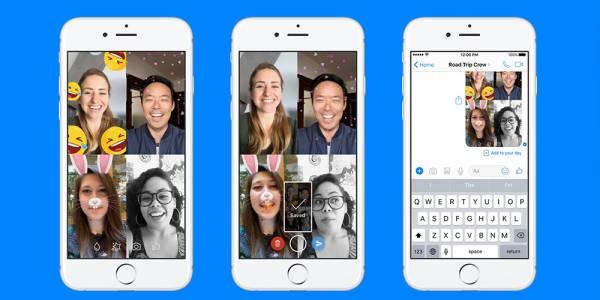 Facebook Messenger вече може да се похвали с AR възможности