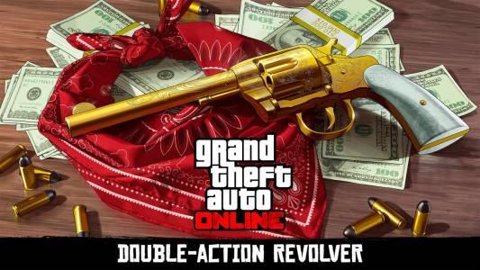 Спечелете бонус оръжие от Red Dead Redemption 2 в GTA Online