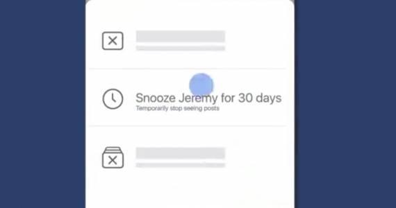 Кажете сбогом на досадните приятели за 30 дни с новата Facebook функция