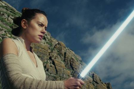 Star Wars: The Last Jedi с рекордни приходи за предпремиера