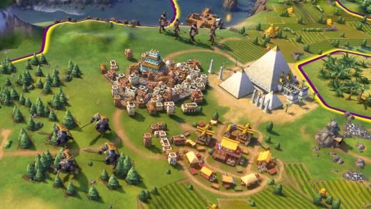 Civilization 6 се появи за iPad само година след излизането си