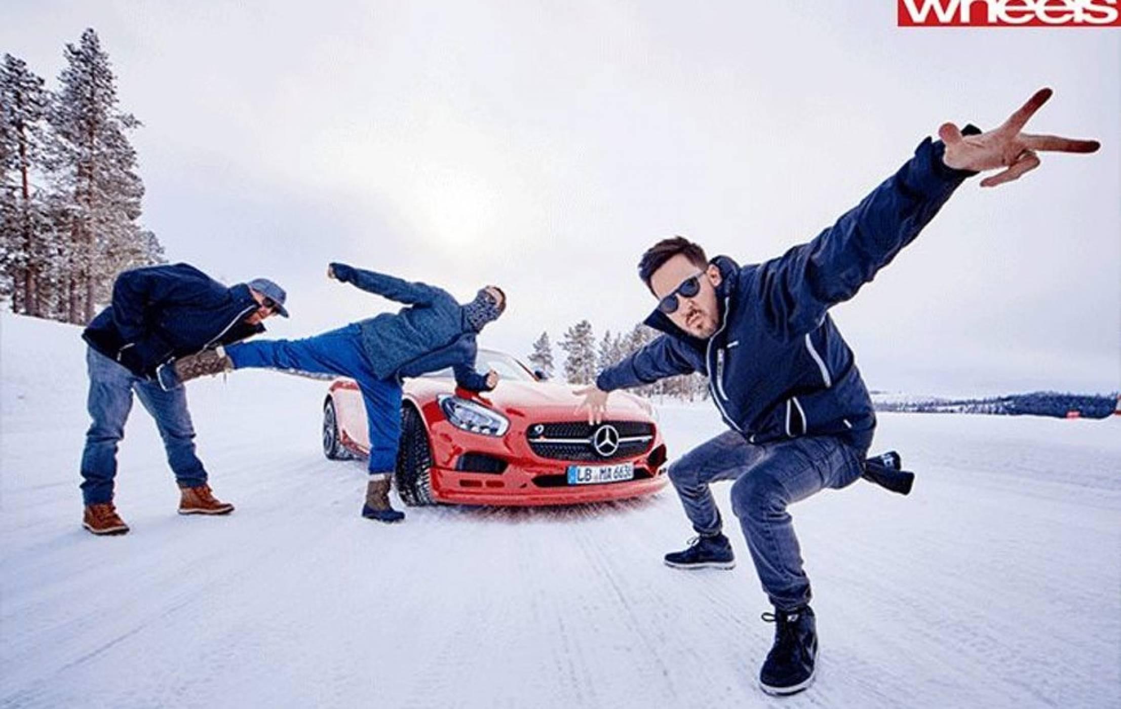 Mercedes и Linkin Park ще търсят как звучи автомобилът на бъдещето