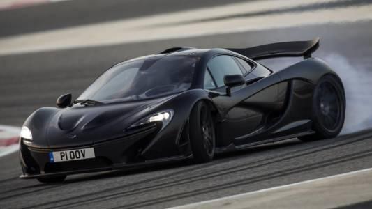 McLaren вече тества изцяло електрически спортен модел