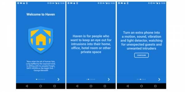 Едуард Сноудън представи Android приложение за разследващите журналисти