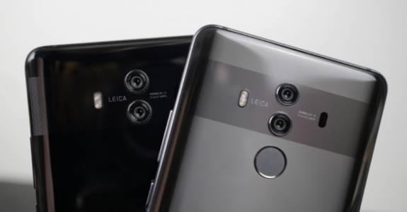 Huawei е доставила 153 млн. смартфона през 2017 г.