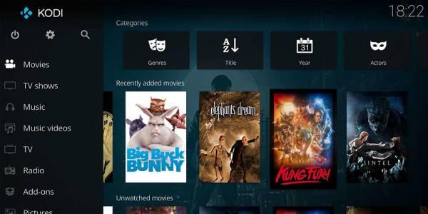 Медииният плейър Kodi вече е наличен за Xbox One