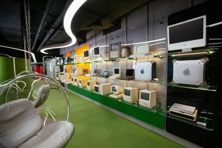 Най-големият музей, посветен на Apple, може да отвори врати в Украйна