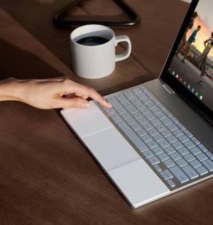 Google тества новата си операционна система Fuchsia OS на лаптопите Pixelbook