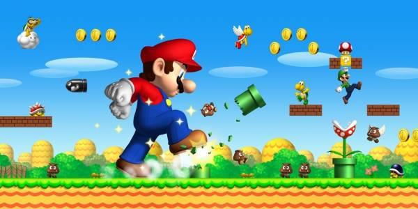 Newer Super Mario Bros DS. е фен игра, която не отстъпва по нищо на Nintendo