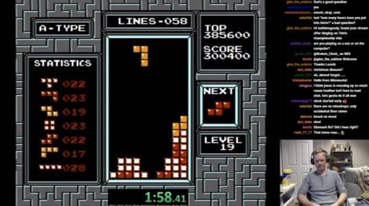 Ето как по погрешка можеш да подобриш рекорд на Tetris