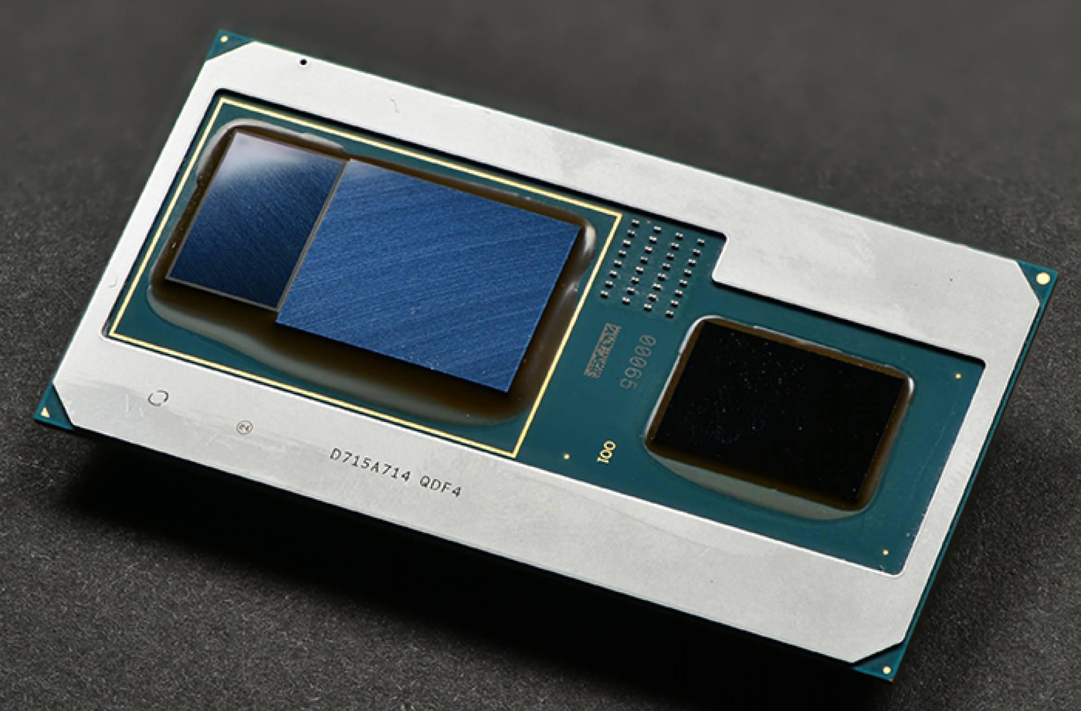 Intel показа новите си процесорни модули с вградени видео карти на AMD