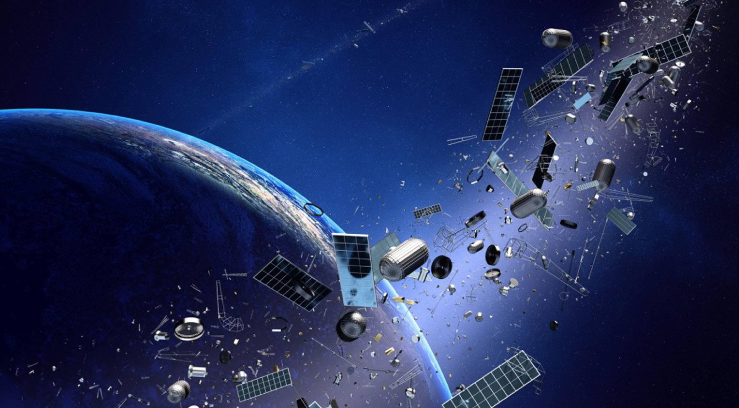 В бъдеще опасните космически отломки може да се разрушават с лазер