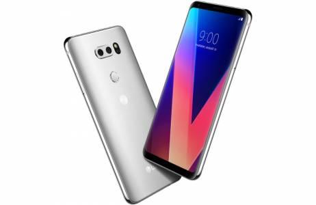 Подобрена версия на LG V30 с AI ще бъде представена на MWC 2018