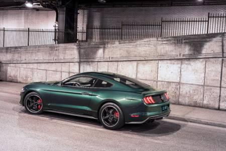 2019 Mustang Bullitt отдава почит на колата от едноименния филм
