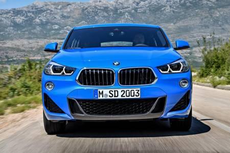 2018 BMW X2 показа новия стил на модерните кросоувъри