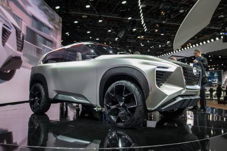 Звездите на автошоуто в Детройт разкриват бъдещето на автомобилния свят