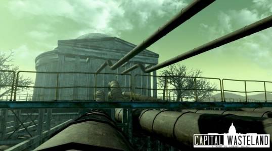 Фен римейкът на Fallout 3 напредва бавно, но всяка стъпка е титанична