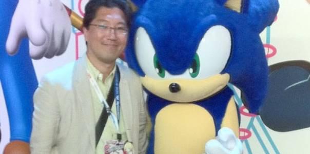 Бащата на Sonic се присъедини към създателите на Final Fantasy