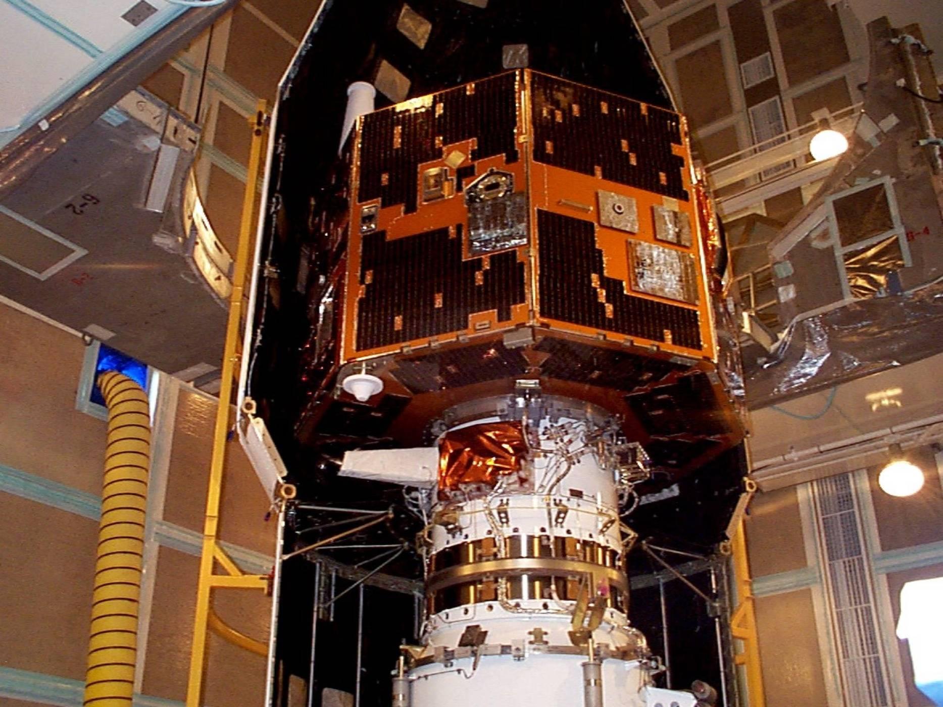 От NASA направиха контакт със сателит, изгубен в Космоса преди 13 години