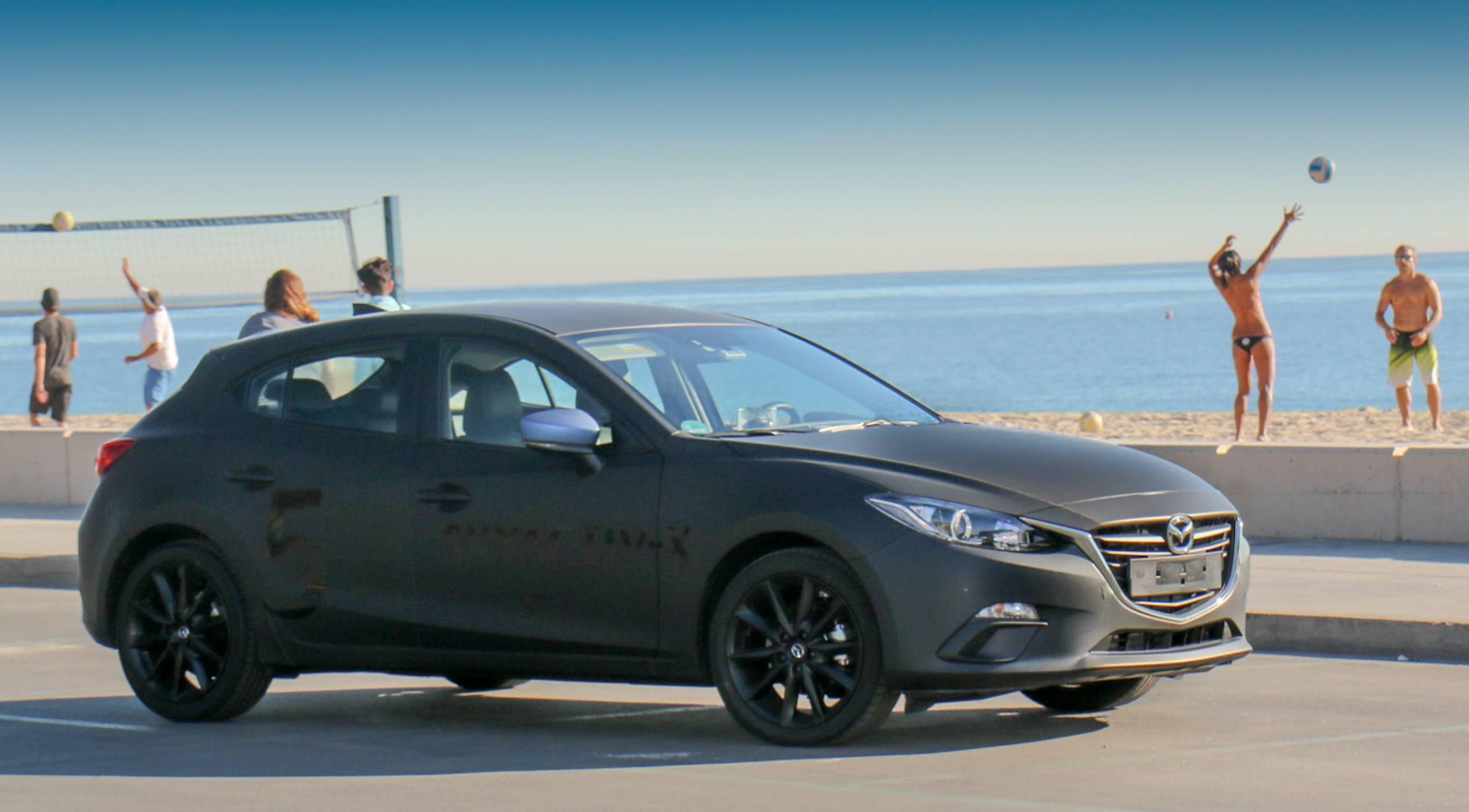 Ето как Mazda накара бензинов двигател да работи като дизелов