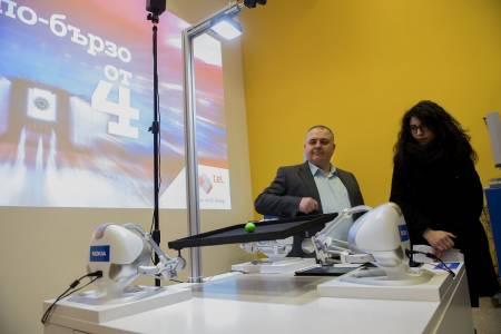 Мтел демонстрира 5G мрежа за първи път у нас