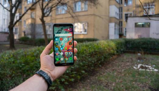 Huawei P Smart е още едно топ попадение в средния клас (ревю)
