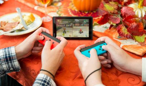 Вибрацията на Nintendo Switch контролера помогна за откриване на тумор в ръката
