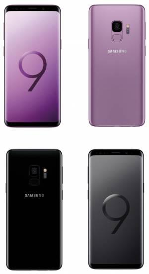 Седмица преди MWC 2018: това са официалните характеристики на Galaxy S9 и Galax S9 Plus