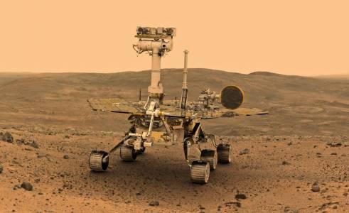 Марсоходът Оpportunity на NASA прескочи 5000 дни на Марс