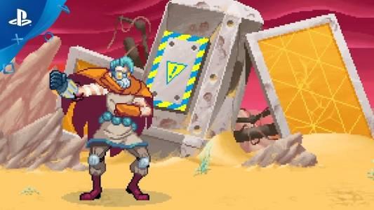Защитата е най-доброто нападение в необичайната бойна игра Way of the Passive Fist