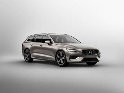 Volvo представи новия V60: технологии и лукс в семейното комби