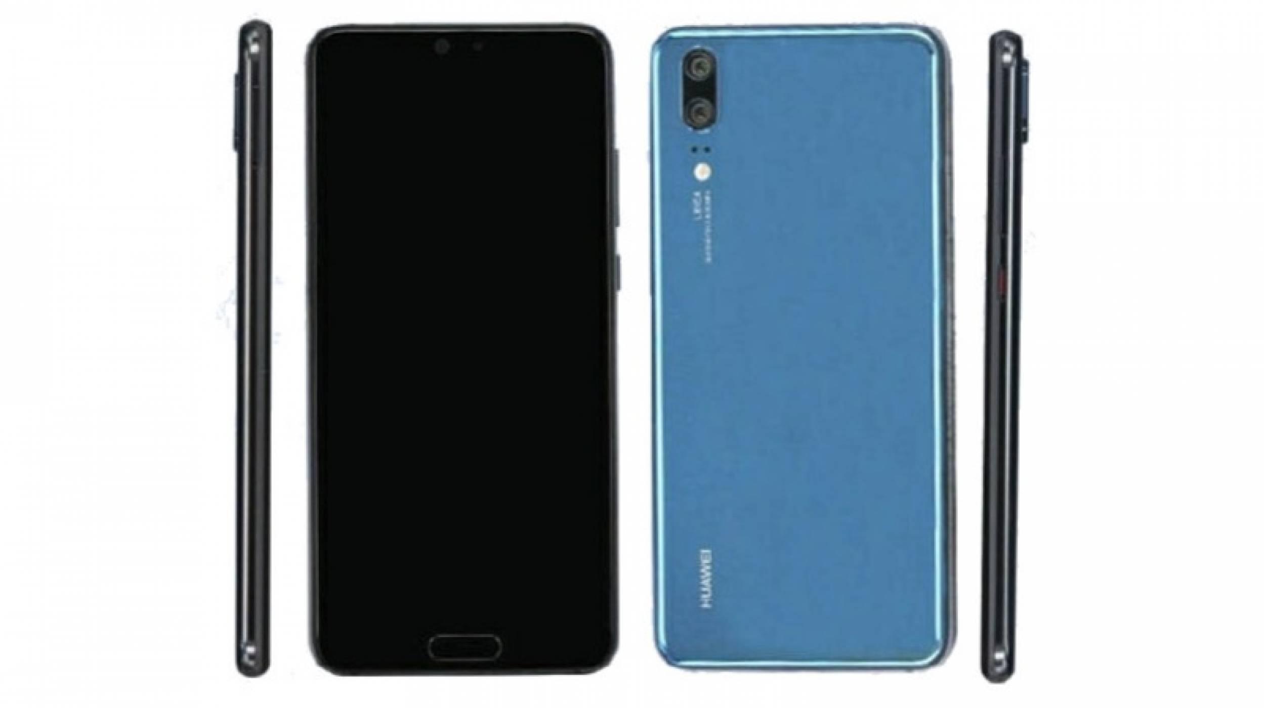 Нови снимки загатват за дизайна на Huawei P20