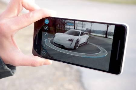 AR платформата за Android вече е налична за потребителите