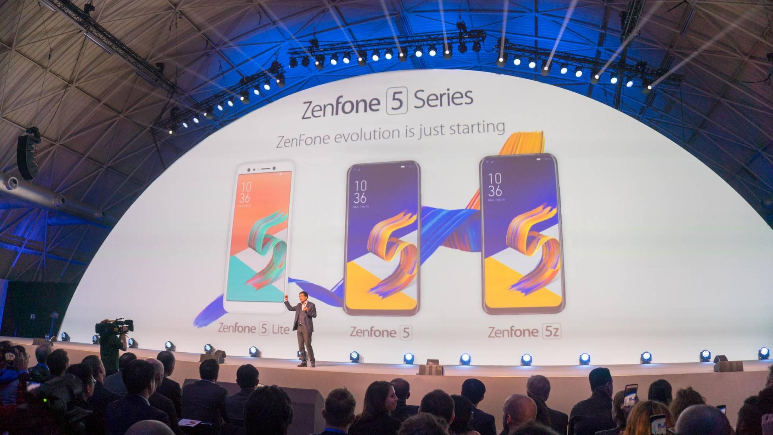 Asus не се срамува да копира Apple в Zenfone 5 Series