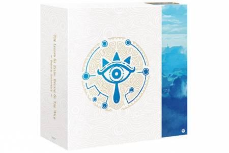 Лимитираното издание на саундтрака към Breath of the Wild е за ценители на гейминга и музиката