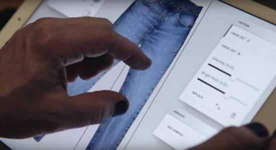 Levi's преминават към екологична обработка с лазер на дънките си