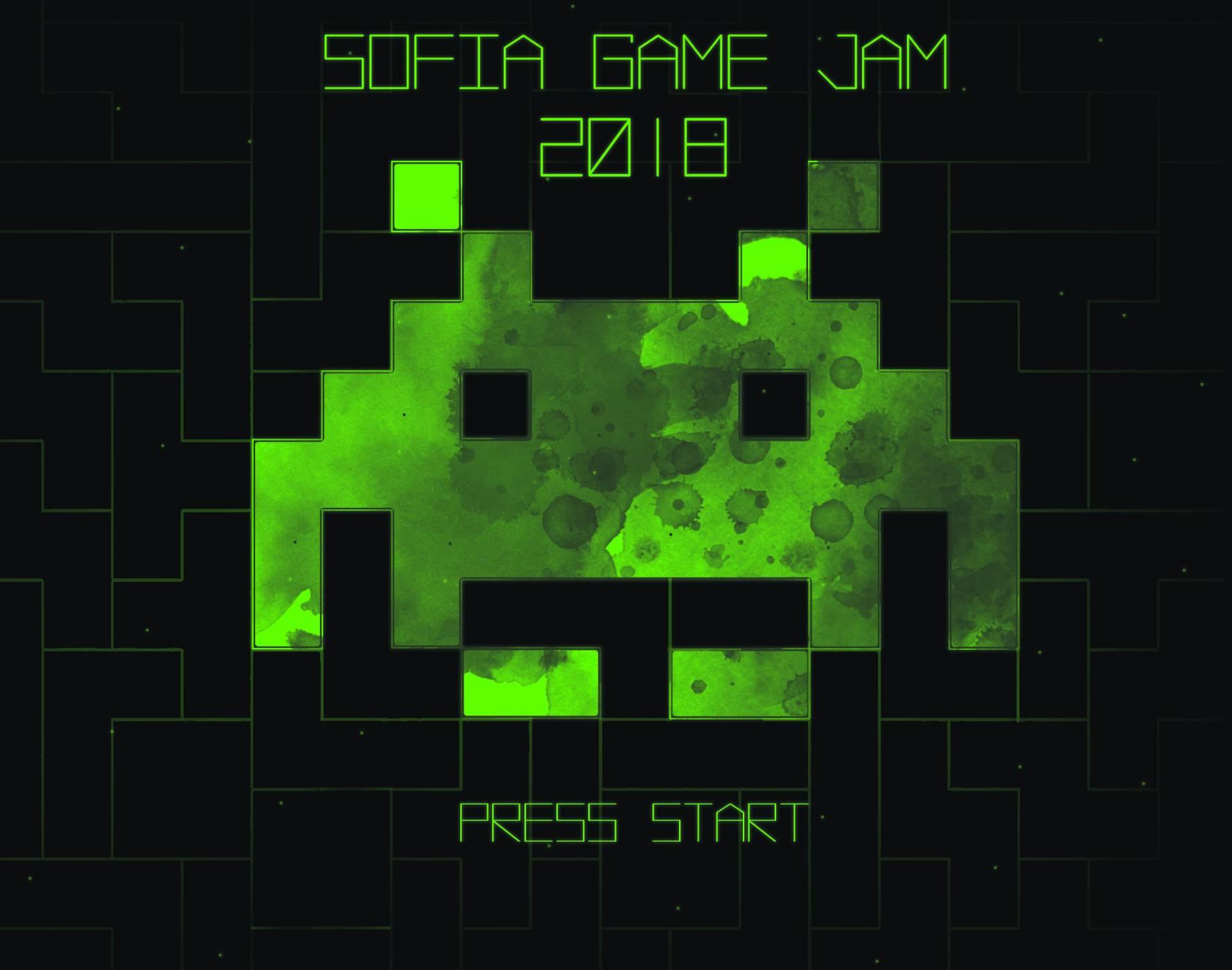 Sofia Game Jam 2018: Създай игра за 48 часа