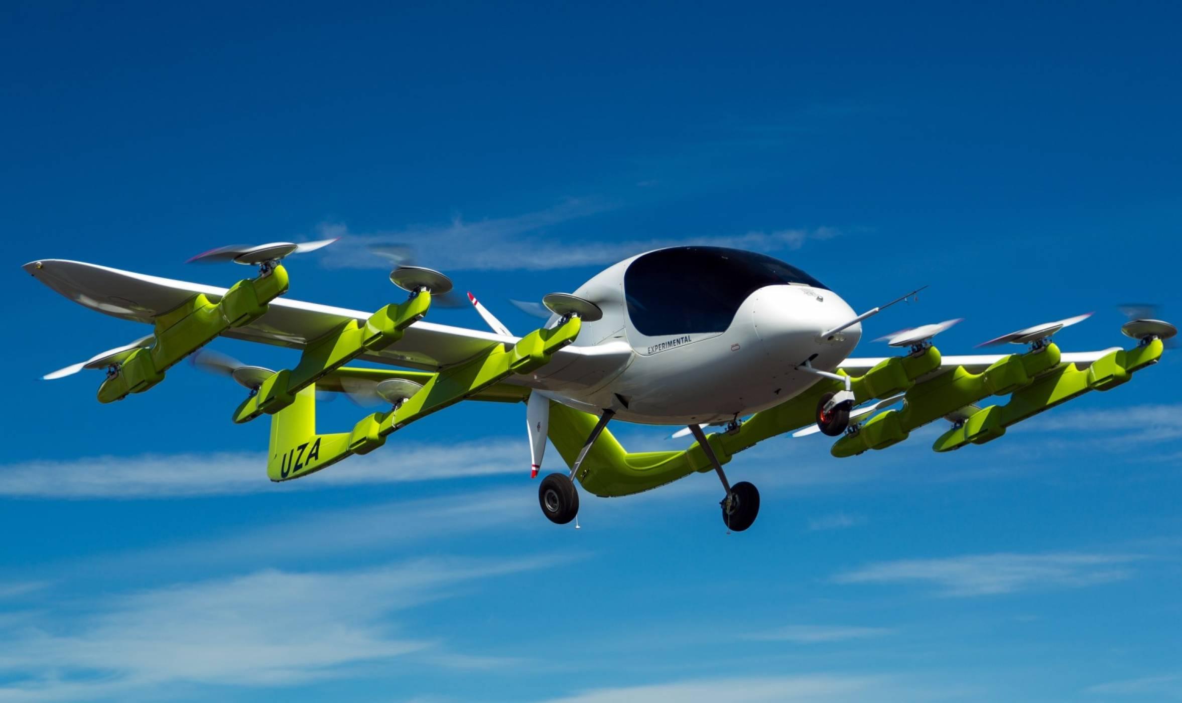 Автономното такси Cora скоро ще лети в Нова Зеландия