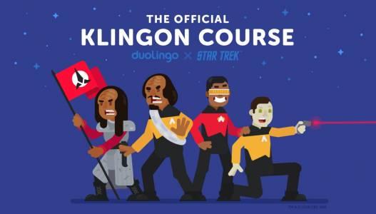 Фенове на Star Trek, това е шансът ви да научите клингон