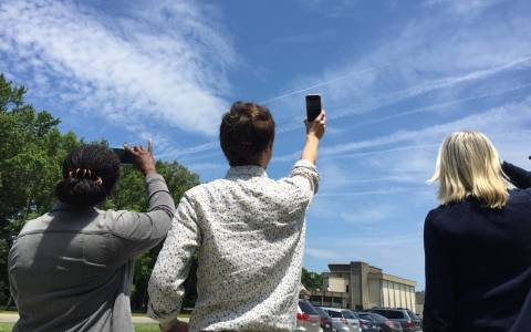 NASA иска вашите снимки, за да допълни данните от сателитите си