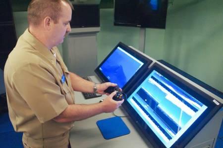 Най-новата американска подводница се управлява с контролер за Xbox