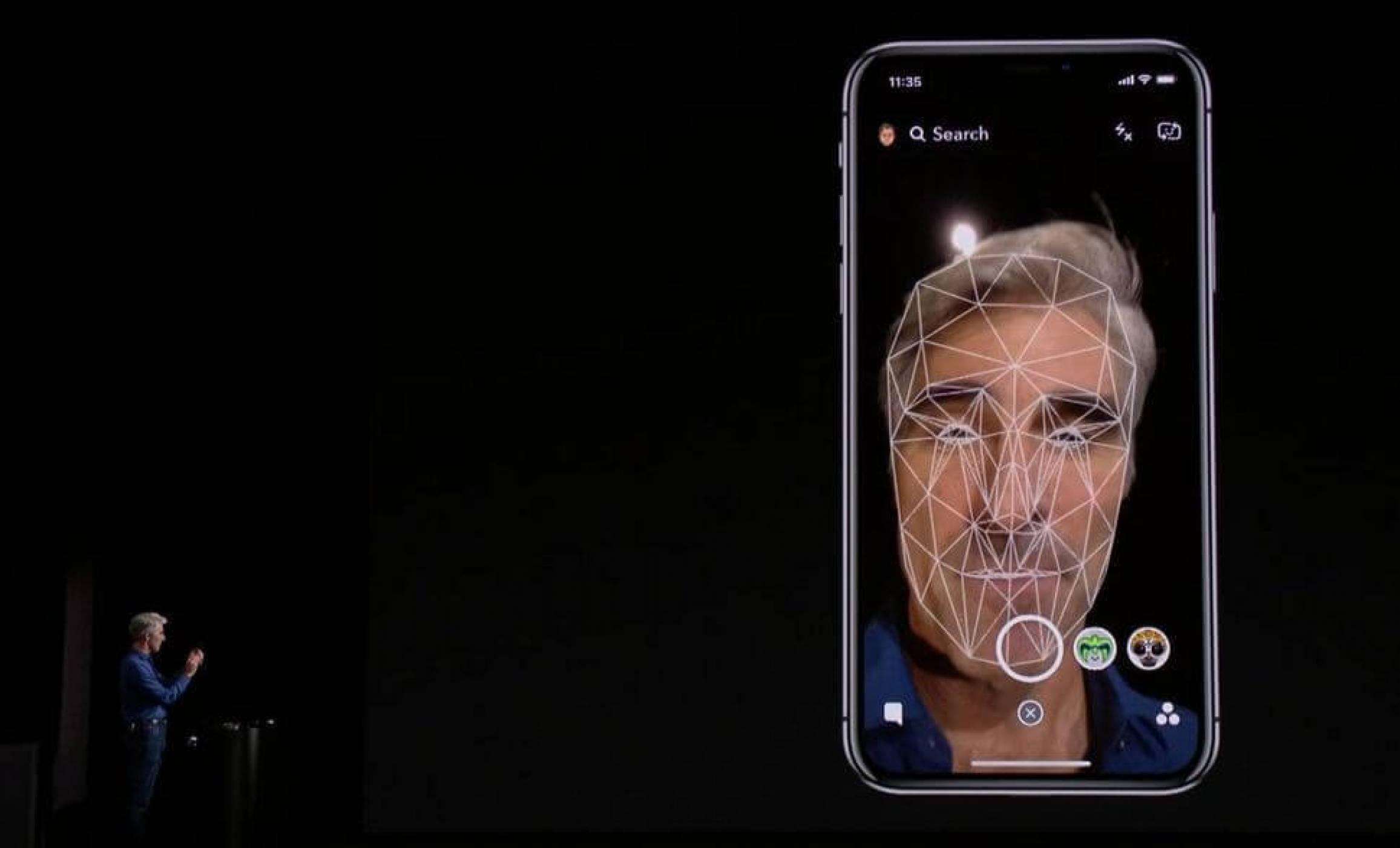 Монополът на Apple върху Face ID продължава до 2019 г.