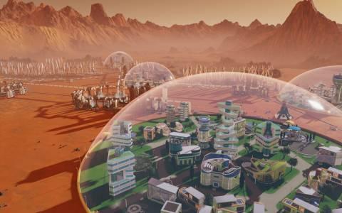 Surviving Mars: Кой е казал, че да колонизираш Марс е лесно? (ревю)