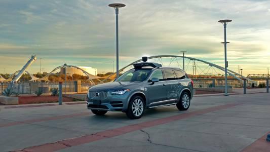Полицията разпространи видео от фаталния инцидент с автономната кола на Uber