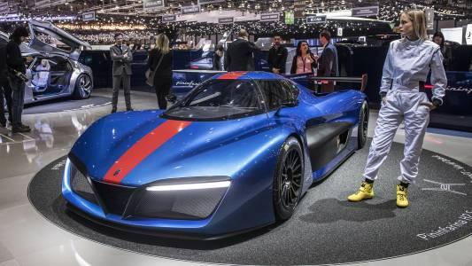 Pininfarina: от неповторим дизайн към е-суперколи
