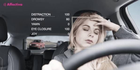Изкуствен интелект предотвратява инциденти с уморени и разсеяни шофьори