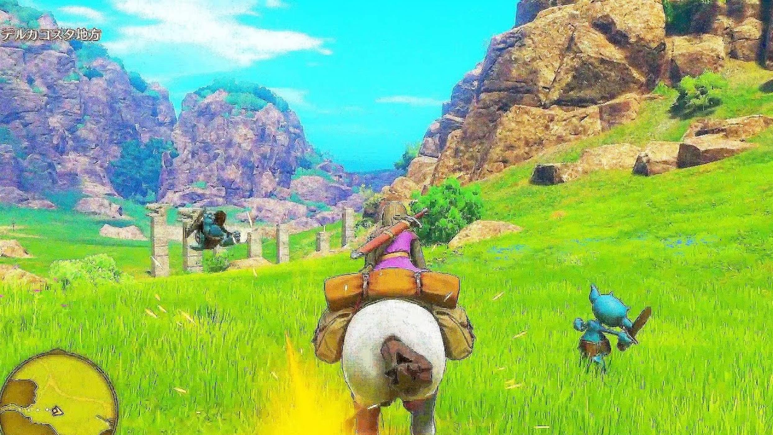 Dragon Quest 11 идва на 4 септември за PC и PlayStation 4