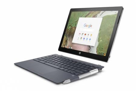 HP излиза срещу iPad Pro със своя Chromebook x2