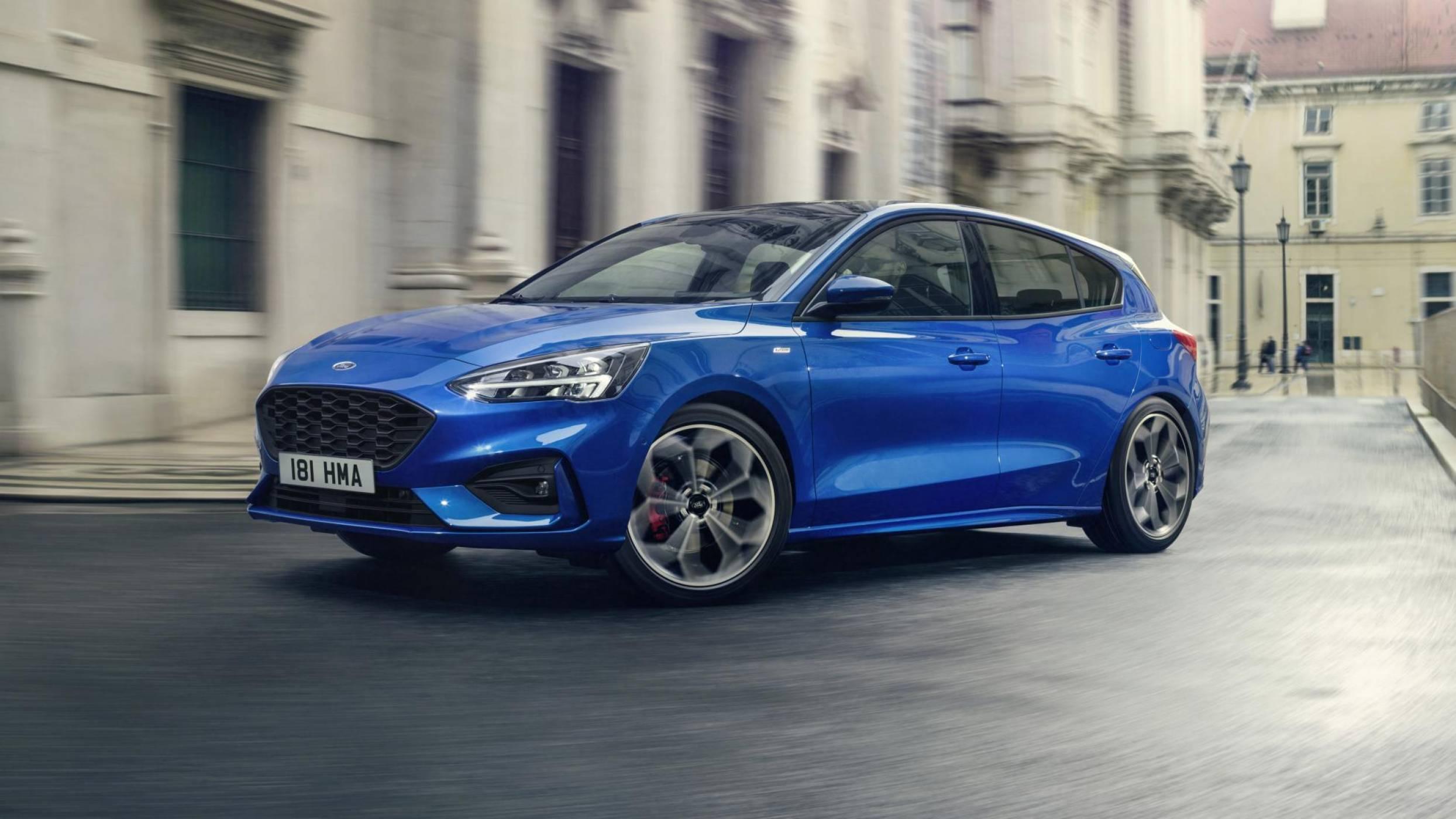 Това е новият Ford Focus 2018: обновена визия и още повече функции