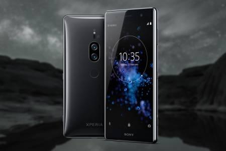 Sony Xperia XZ2 Premium с анонс: 4К дисплей и две камери